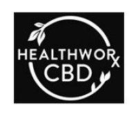 Healthworx CBD Coupon and Reviews logo