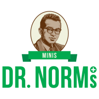 Dr. Norms logo