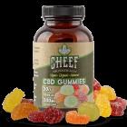 Cheef Botanicals Edible Vegan CBD Gummies 30 count