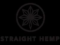 Straight Hemp logo
