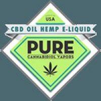 Pure CBD Vapors Coupon and Reviews logo