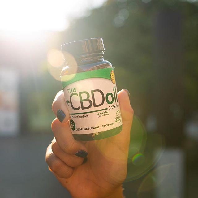 PlusCBD Oil™
