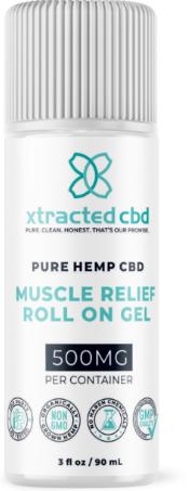 xtracted cbd roll on gel