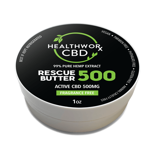 Healthworx Rescue Butter