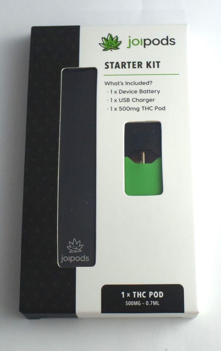 Hillside Pharms THC Vape Cartridge Kit Gelato Joi Pod
