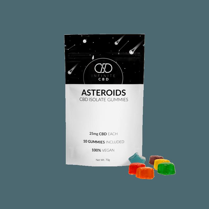 Infinite CBD Asteroid Gummies