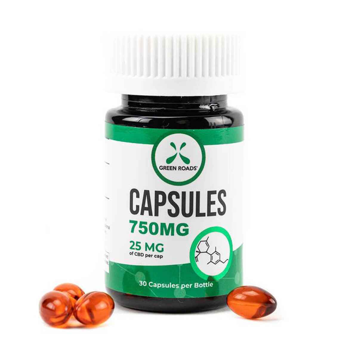 Green Roads Capsules discount code