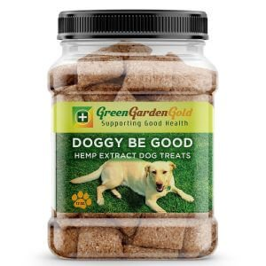Green Garden Gold Dog Treats