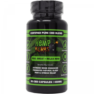 Hemp Bombs Capsules Review