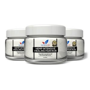 Verified CBD pain rub