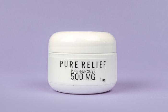 pure relief pain salve
