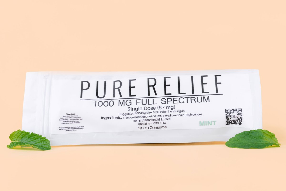 pure relief single dose