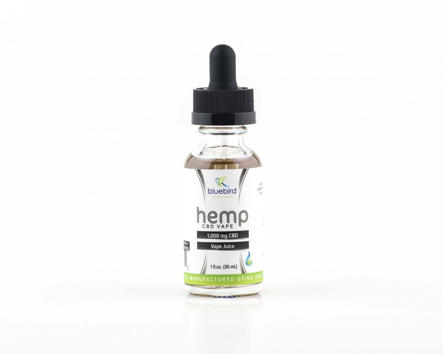 Bluebird Botanicals Vape Oil