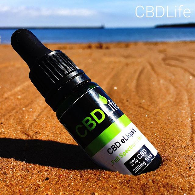 CBDLife UK Hemp Oil