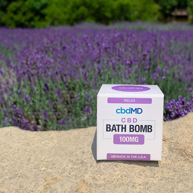 Buy CBD Bath Bomb