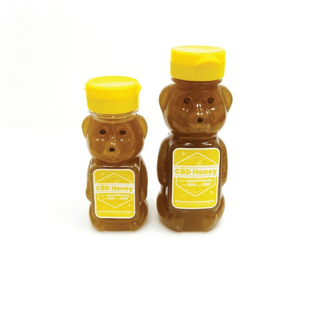 4 Corners Cannabis CBD Honey