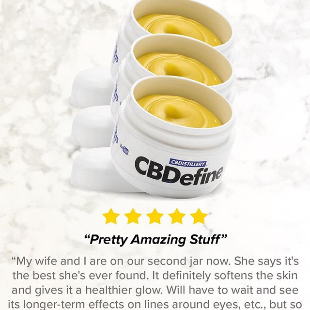 CBDistillery Topical Review