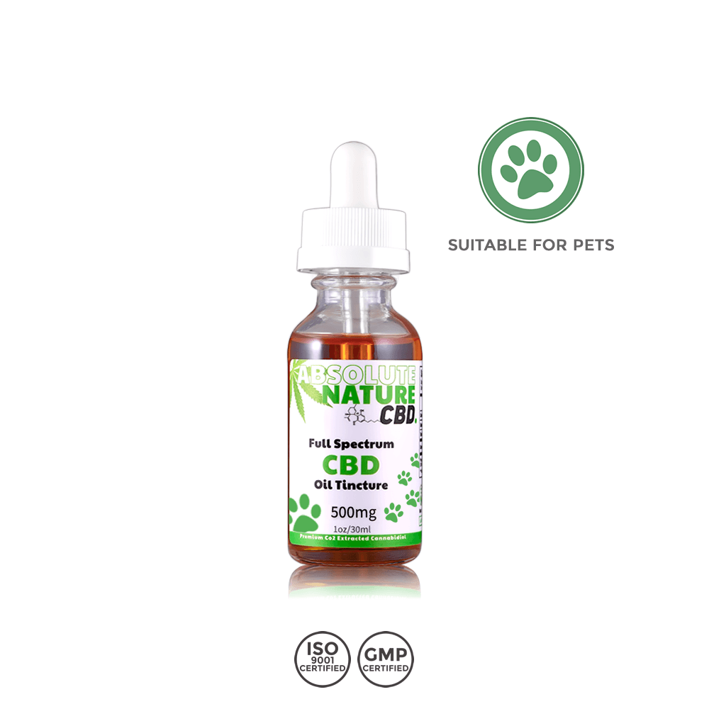 Absolute Nature CBD Oil for Pets