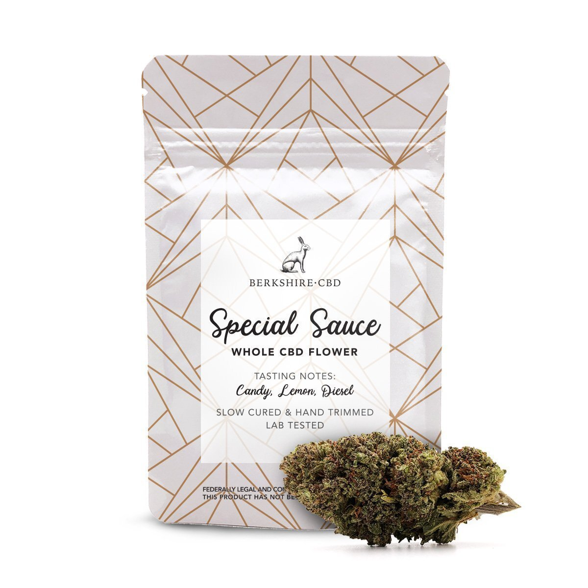 Berkshire CBD Flower Special Sauce
