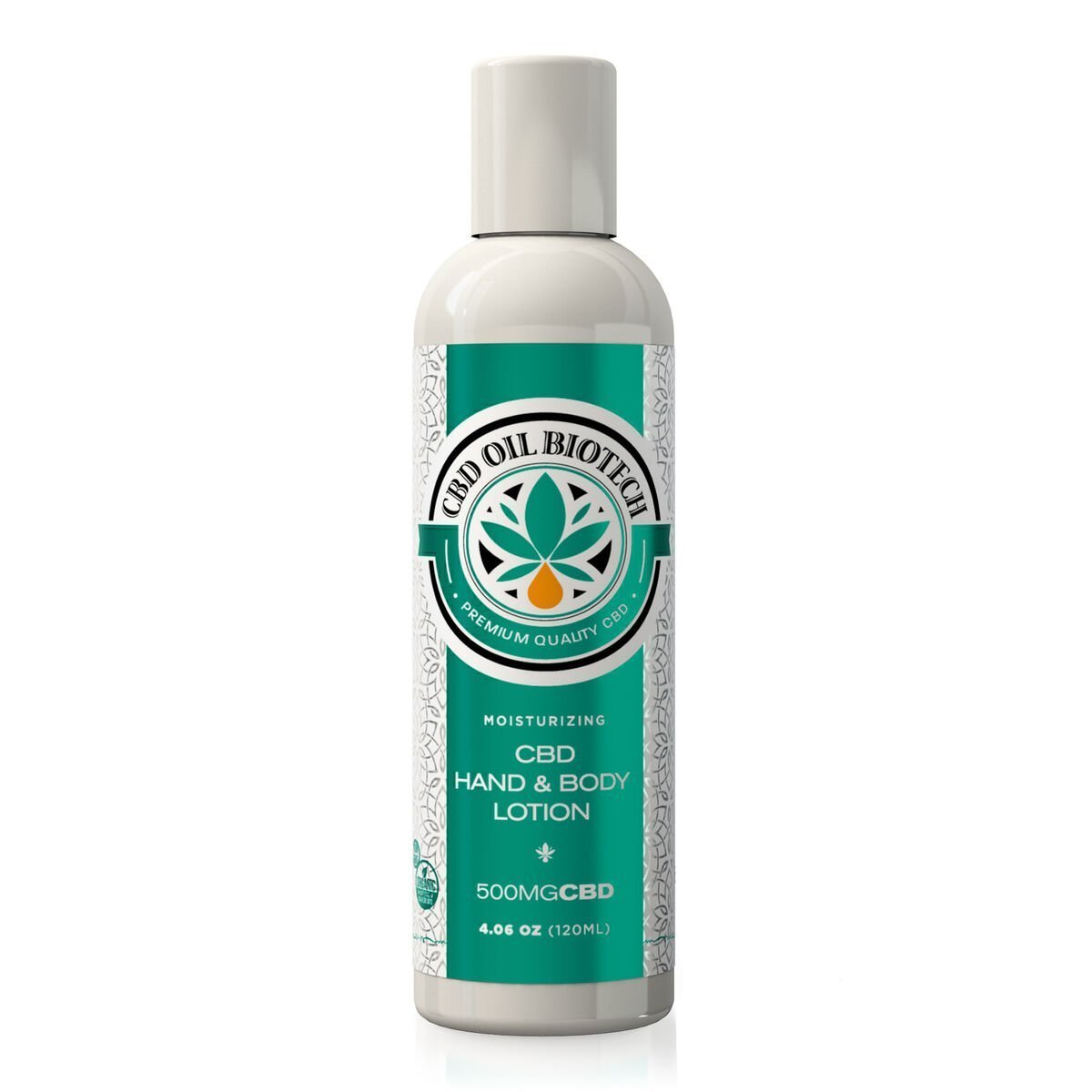 Diamond CBD Biotech Hand & Body CBD Lotion