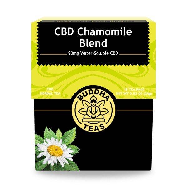 Buddha Teas CBD Chamomile Blend
