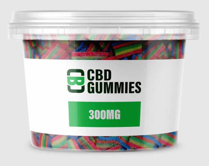 CBD Asylum CBD Gummies