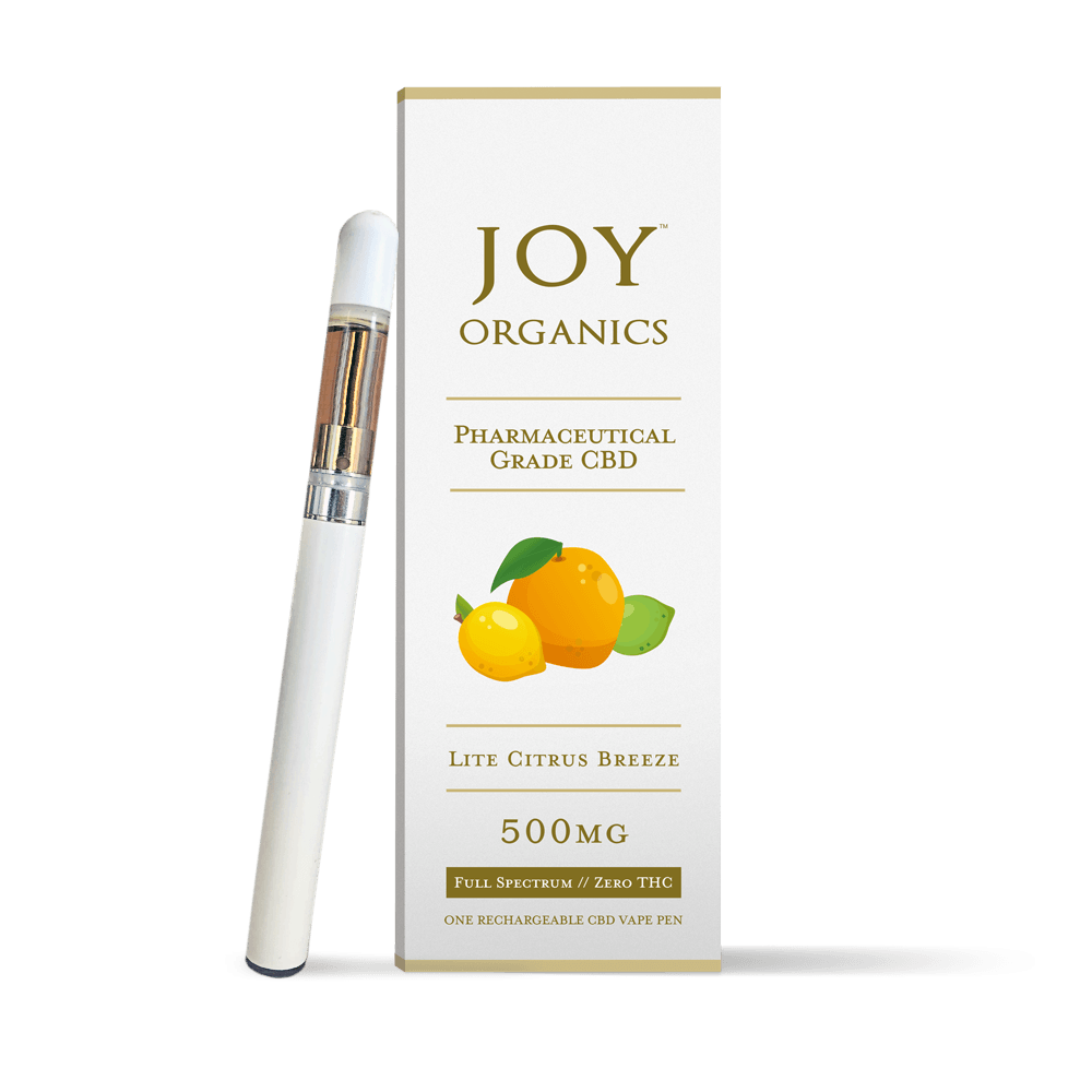 Joy Organics Vape Pen Review