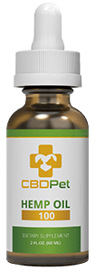 CBDPure CBDPet 100 CBD Oil Pet