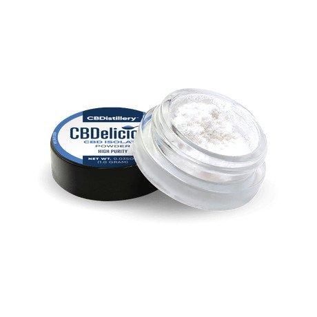 CBDistillery CBDelicious 1 Gram CBD Powder Isolate
