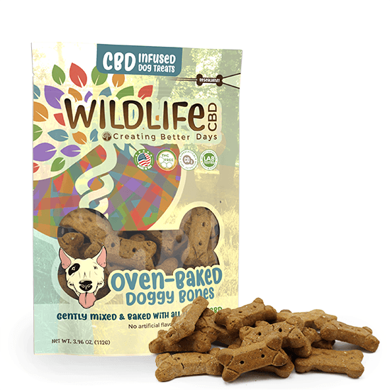 Creating Better Days Large Dog Bone Treats 150mg