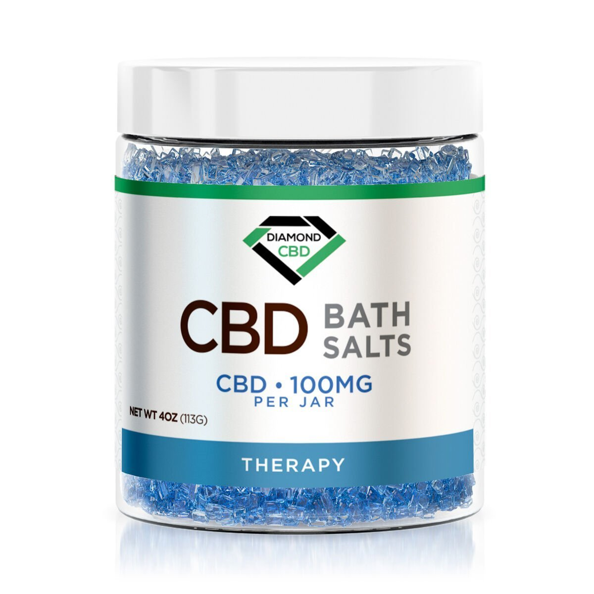 Diamond CBD Bath Salts Therapy