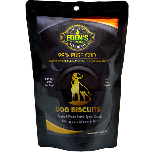 Edens Herbals CBD Dog Treats Review