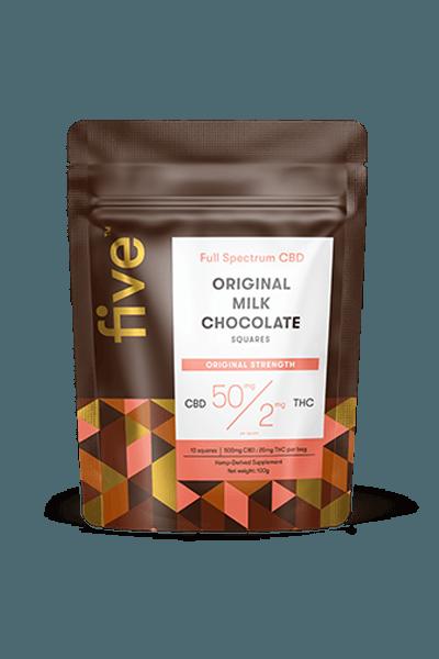 FIVE CBD Chocolate