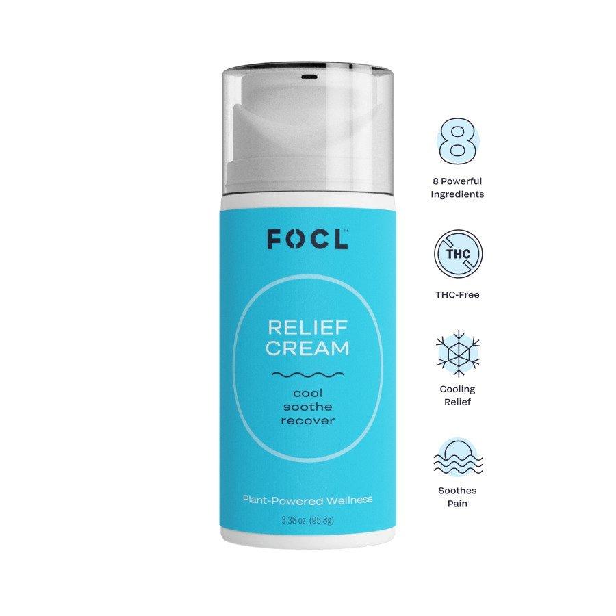 FOCL Relief Cream