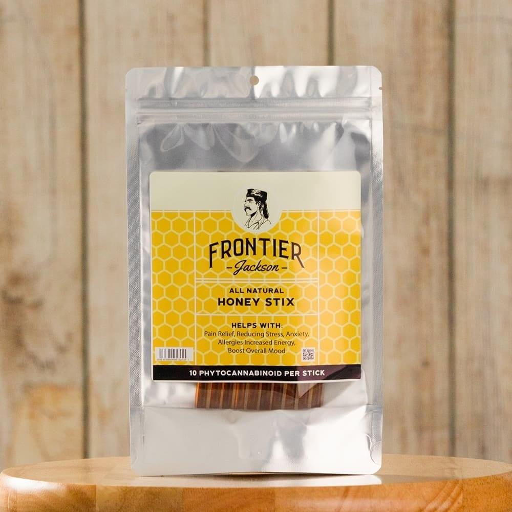 Frontier Jackson All Natural Honey Stix