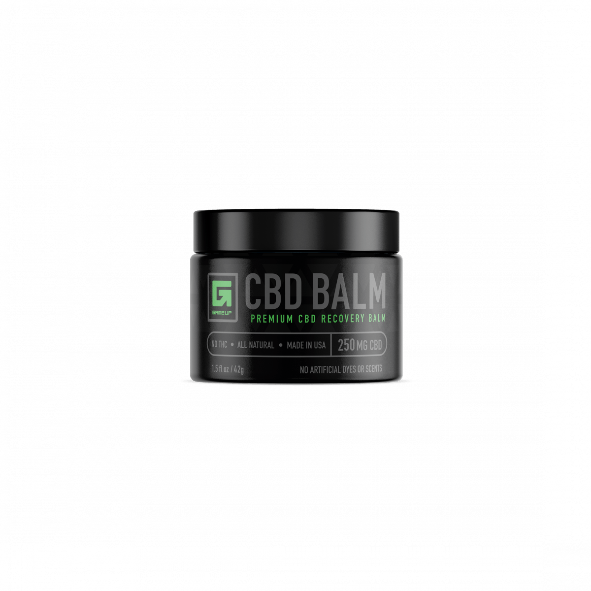 Game Up Nutrition 250mg CBD Muscle Balm