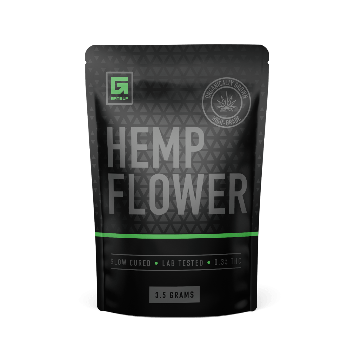 Game Up Nutrition High-CBD Hemp Flower