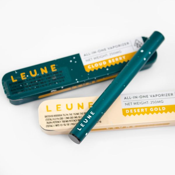 Goddess Delivers Leune Vape Pen