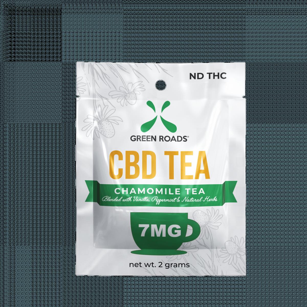 Green Roads CBD Tea Chamomile
