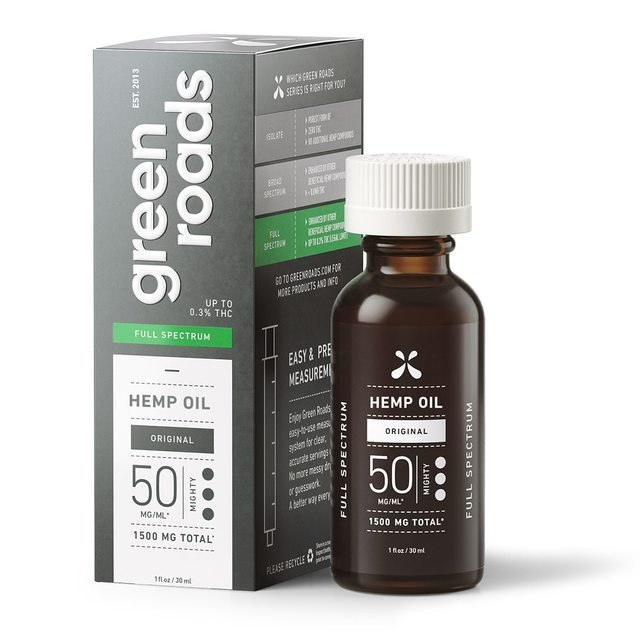Green Roads Hemp Oil
