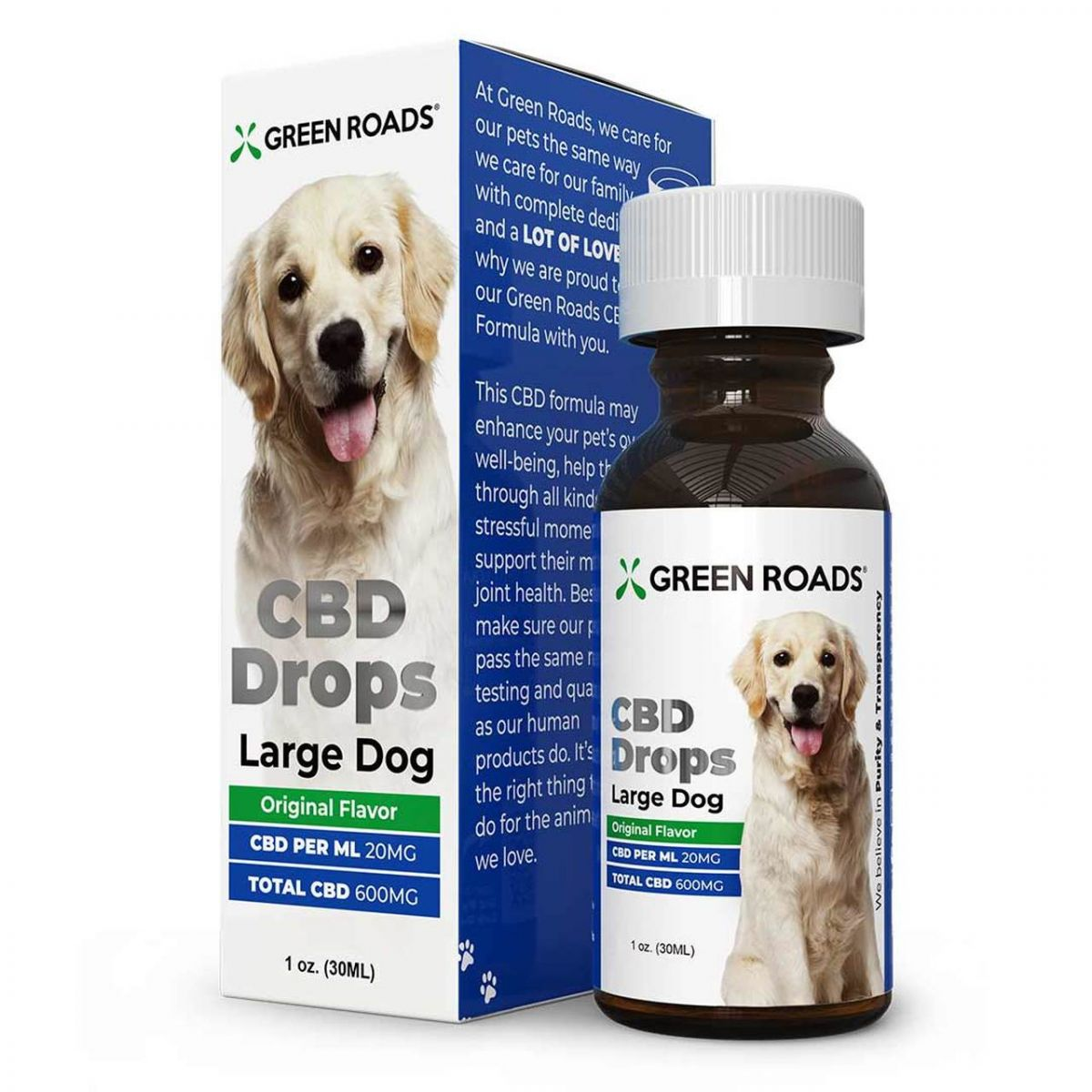 Green Roads Pet CBD Oil