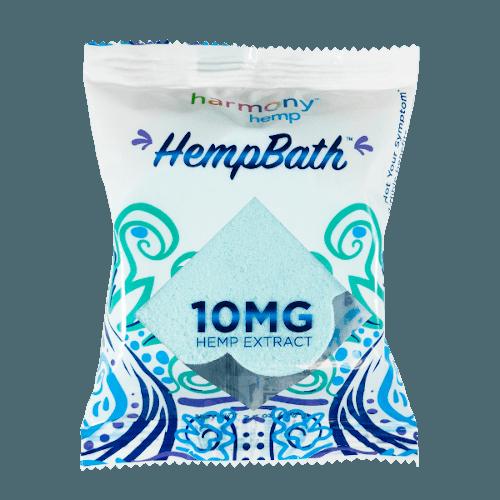 Harmony Hemp HempBath Bomb Lavender Individual