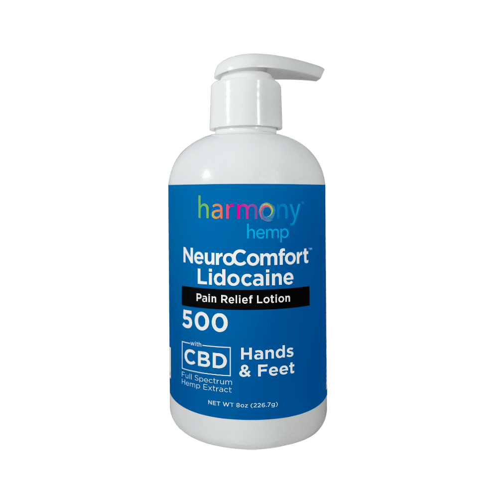Harmony Hemp NeuroComfort Relief LOTION