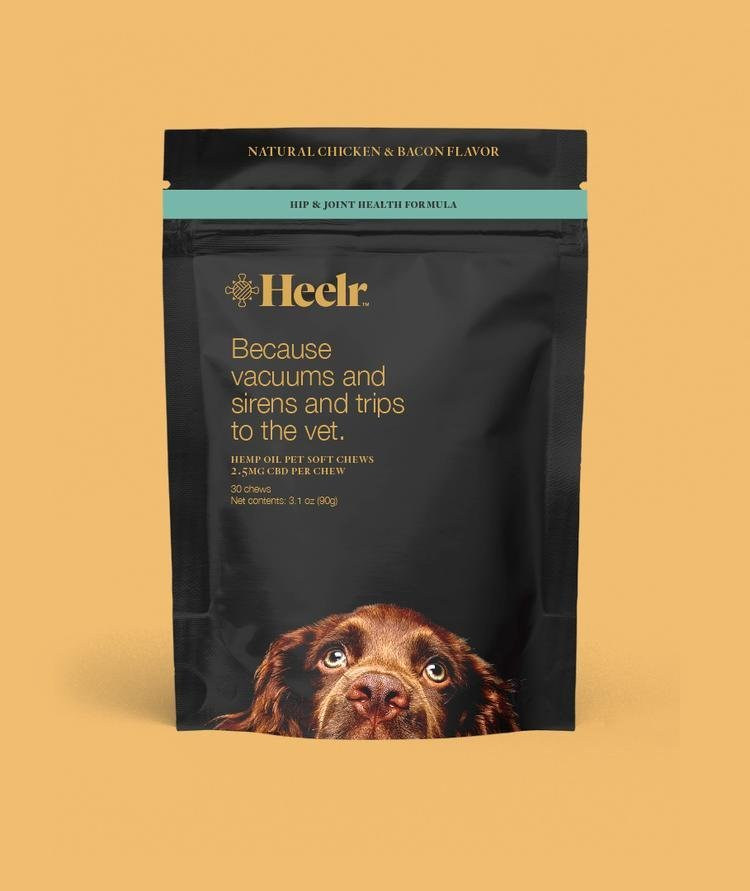 Heelr Hip & Joint Health Chews