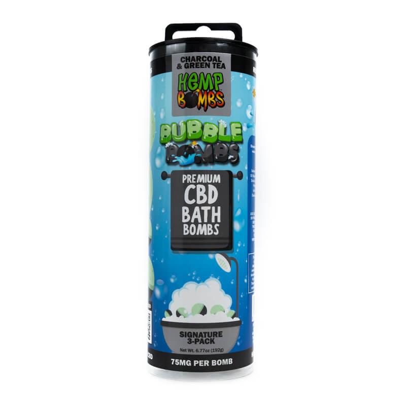 Hemp Bombs CBD Bath Bombs