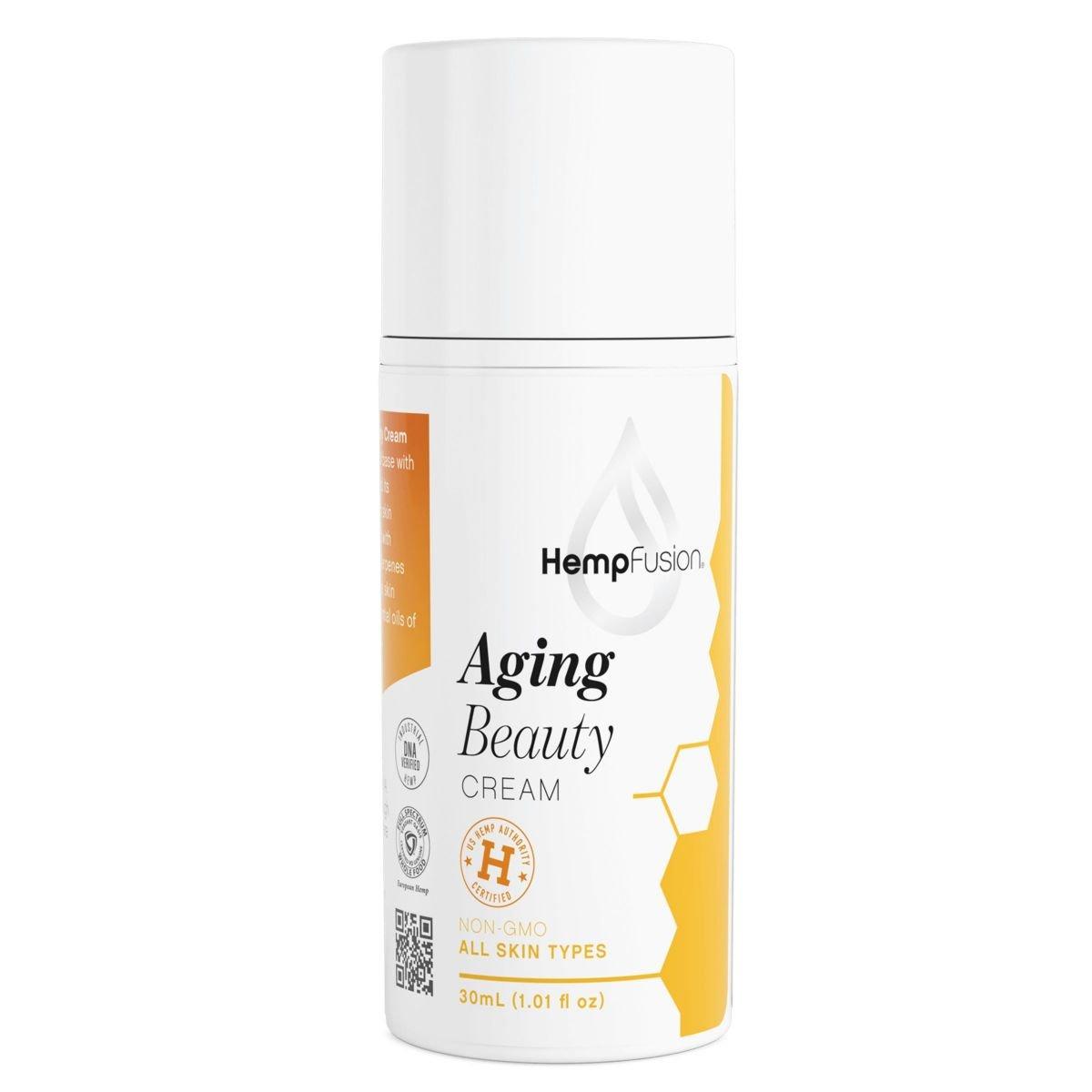 HempFusion CBD Anti Aging Cream