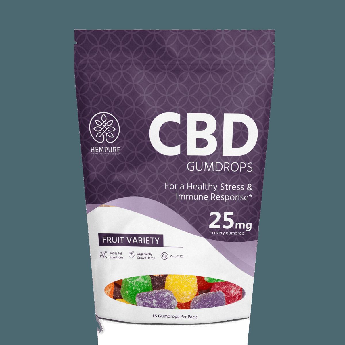 Hempure CBD Gumdrops coupon