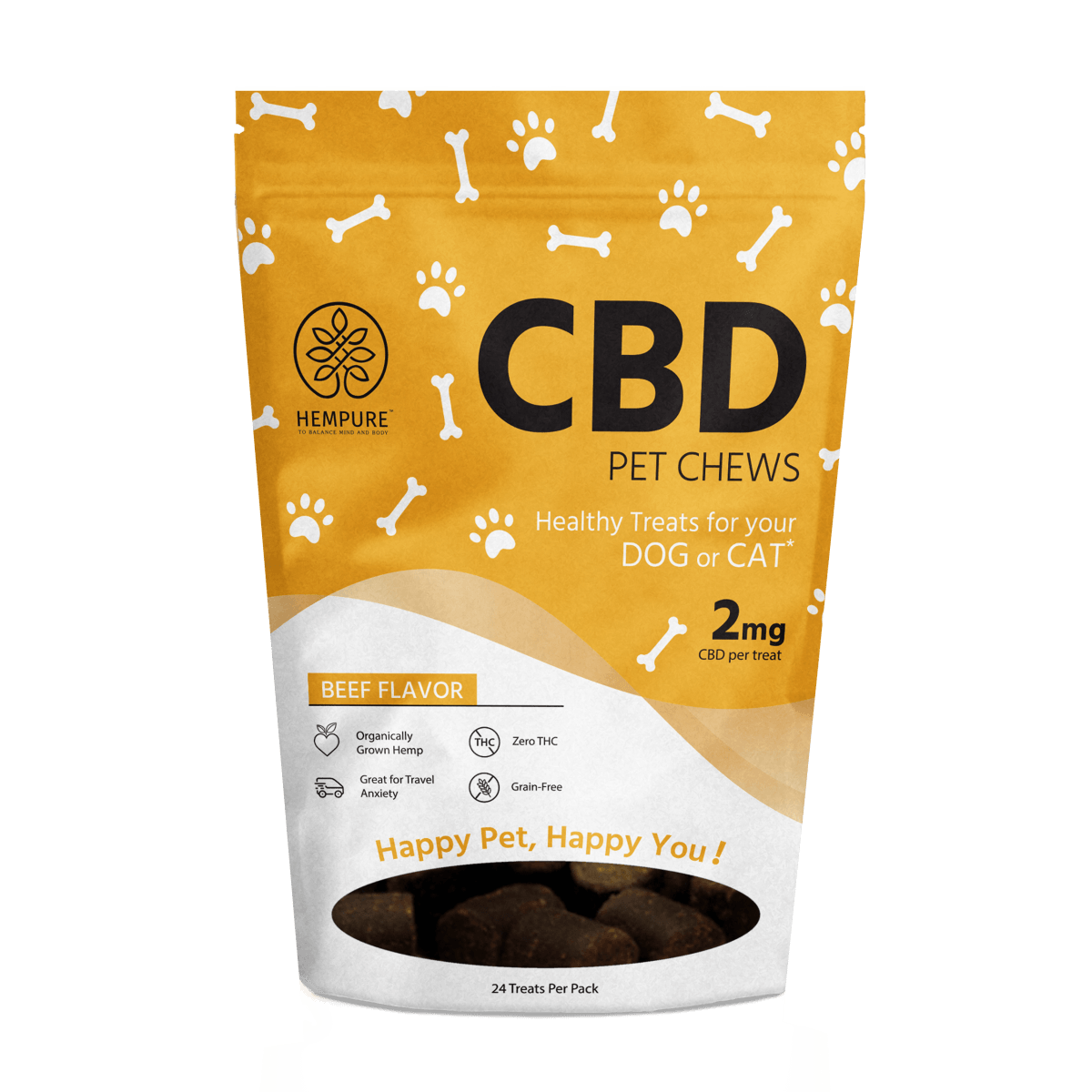 Hempure CBD Pet Treats