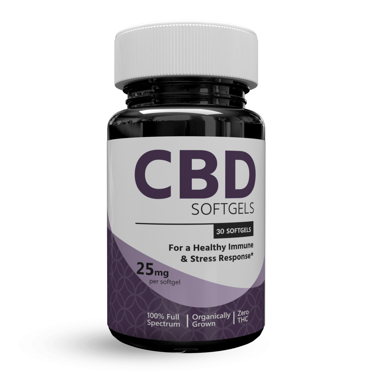 Hempure CBD Softgels