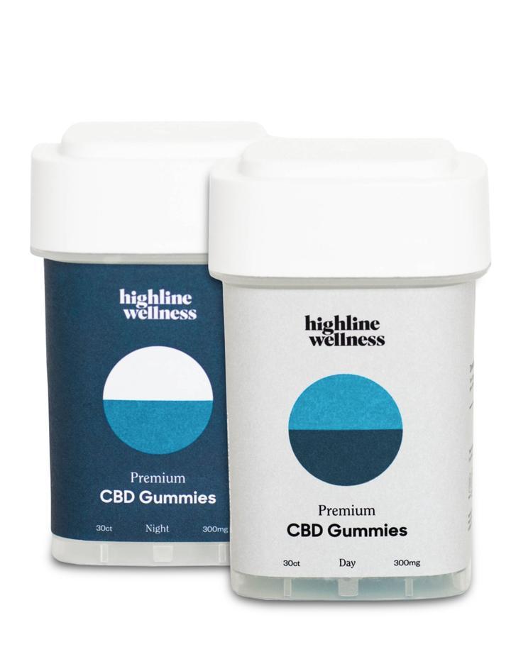 Highline Wellness CBD Gummies